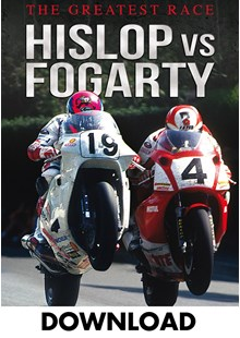 The Greatest Race - Hislop vs Fogarty Download