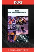 USA Superbike Review 1992 Duke Archive DVD