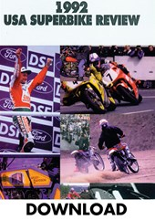 USA Superbike Review 1992 Download