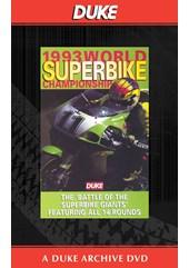 World Superbike Review 1993 Duke Archive DVD