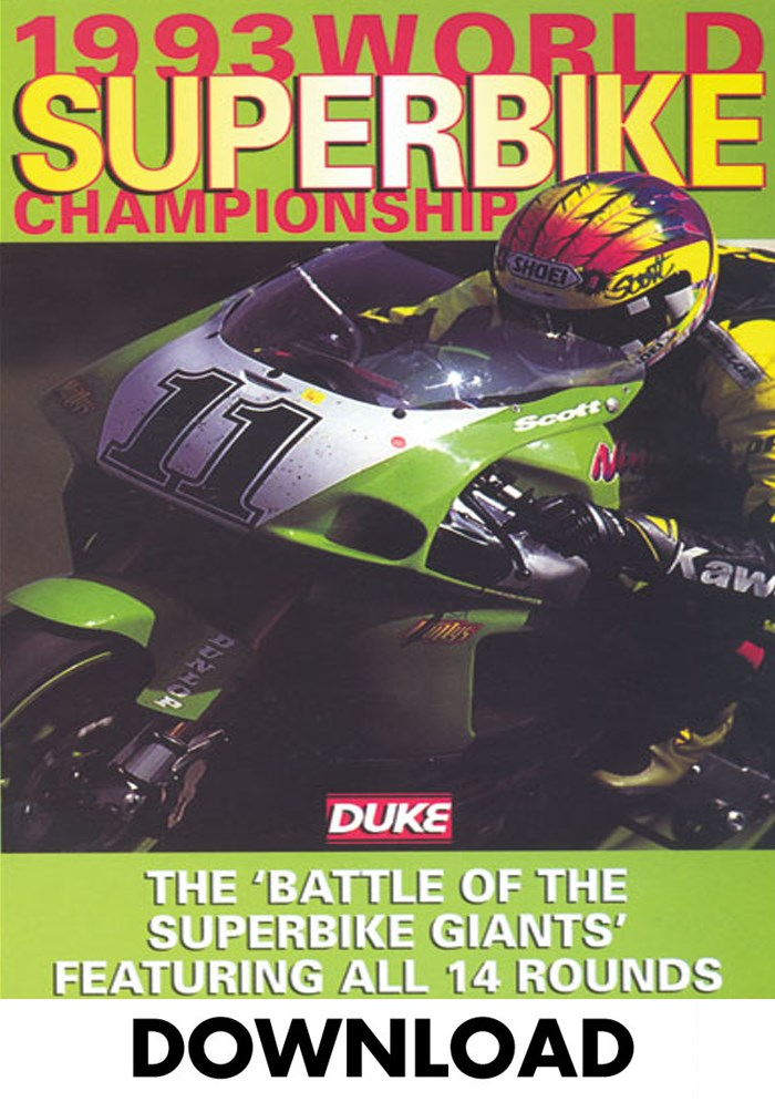 World Superbike Review 1993 Download