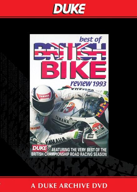 Best of British Bike Review 1993 Duke Archive DVD
