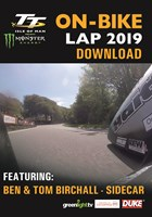 TT On Bike 2019 - Ben and Tom Birchall - Sidecar Race 1 - Download