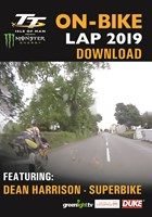 TT On Bike 2019 - Dean Harrison - Superbike Race - Download