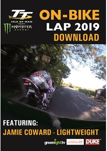 TT 2019 On Bike  - Jamie Coward - Lightweight Race - Download