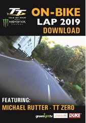 TT On Bike 2019 - Michael Rutter - TT Zero Race - Download