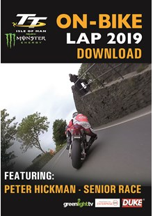 TT 2019 On Bike - Peter Hickman - Senior Race - Download