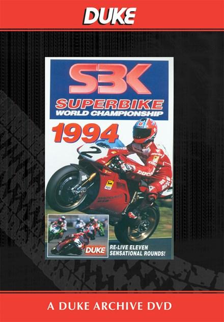 World Superbike Review 1994 Duke Archive DVD