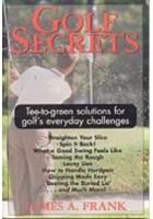 Golf Secrets - J A Frank (PB)