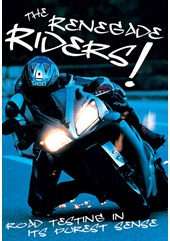 Renegade Riders DVD
