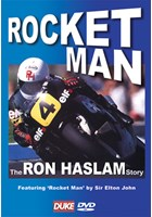 Rocket Man: Ron Haslam Story DVD
