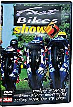 Fast Bikes Show 3 NTSC DVD