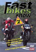 Fast Bikes Show 2 NTSC DVD