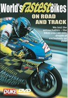 Worlds Fastest Bikes on Road and Track DVD