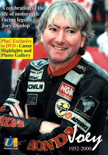Joey 1952-2000 DVD - click to enlarge