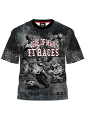 TT All Over Print IOM Races T Shirt