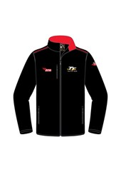 TT  Soft Shell Jacket Black