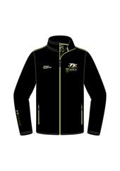 Monster TT Soft Shell Jacket Black/Green