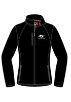 TT 2015 Ladies Soft Shell Jacket Black