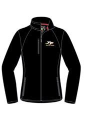 TT 2015 Ladies Soft Shell Jacket Black