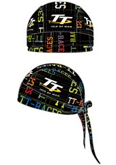 TT  Multi-Coloured Bandana Hat
