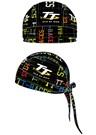 TT  Multi-Coloured Bandana Hat