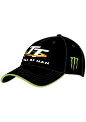 TT Monster Cap Logo Sides