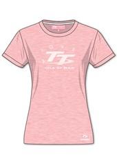 TT Ladies Printed Love T-Shirt