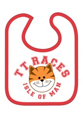 TT 2015 Cat Face Bib