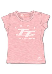 TT 2015 Girls T Shirt Pink