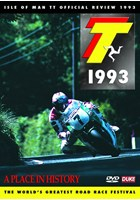 TT 1993 Review A Place in History DVD