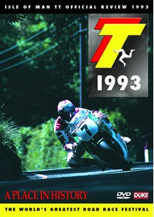 TT 1993 Review A Place In History On-Demand