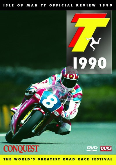 TT 1990 Review Conquest NTSC DVD