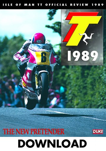 TT 1989 Review - The New Pretender Download - click to enlarge