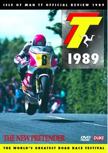 TT 1989 Review - The New Pretender On-Demand