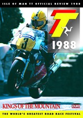 TT 1988 Review Kings of The Mountain NTSC DVD