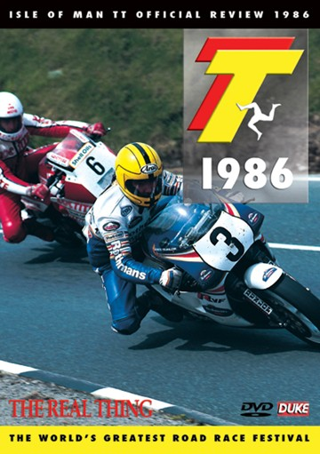 TT 1986 Review The Real Thing DVD - click to enlarge