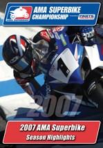 Ama Superbike Championship 2007 NTSC DVD
