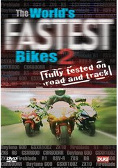 Worlds Fastest Bikes 2 NTSC DVD