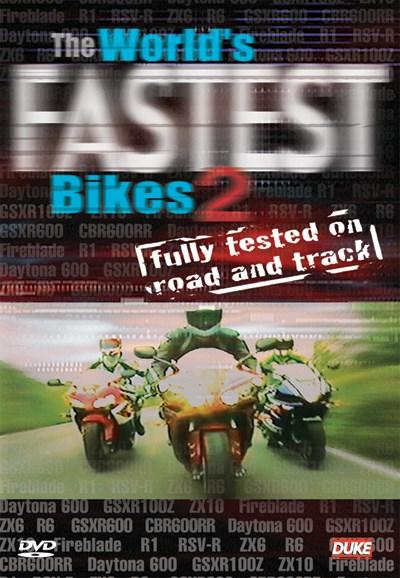 Worlds Fastest Bikes 2 NTSC DVD