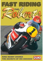 Fast Riding the Roberts Way NTSC DVD