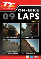 TT 2009  On Bike Laps Vol 3 DVD
