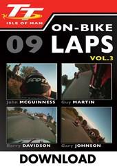 TT 2009  On Bike Laps Vol 3 Download