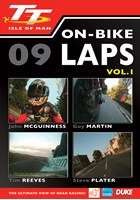 TT 2009 On Bike Laps Vol 1 DVD