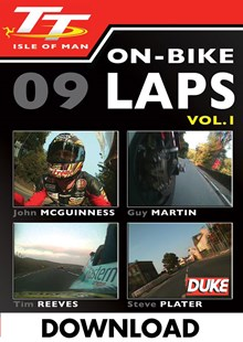 TT 2009 On Bike Laps Vol 1 - Download