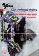 MotoGP - The 210mph Bikes DVD