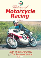Castrol History of Motorcycle Racing Vol 2 DVD