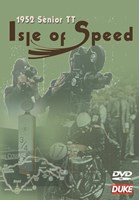 Isle of Speed  - 1952 Senior TT DVD