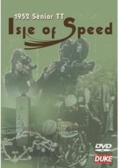 Isle of Speed  - 1952 Senior TT DVD