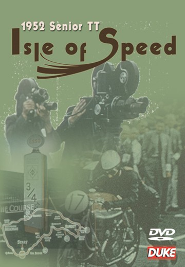 Isle of Speed  - 1952 Senior TT DVD - click to enlarge